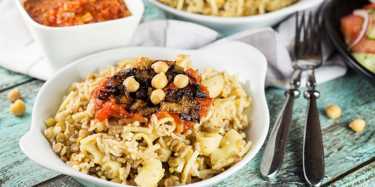 Easy vegetarian dishes