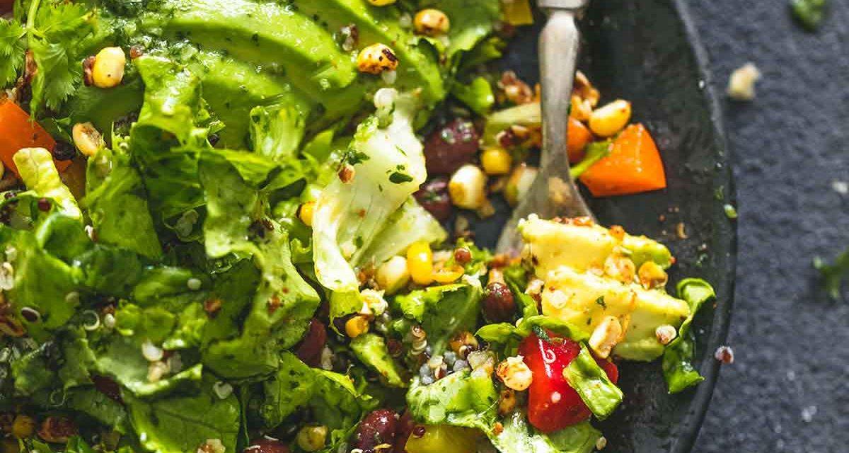 Vegetarian meal options
