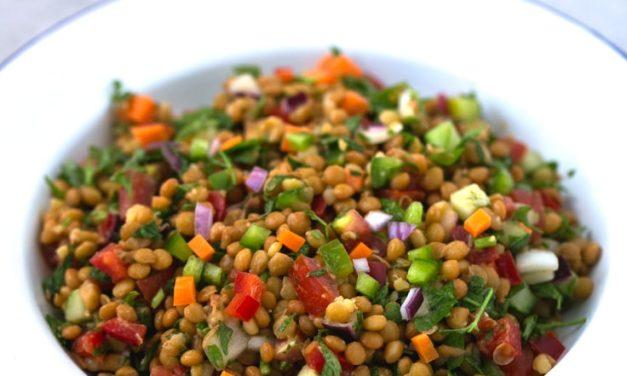 Easy vegetarian dinner recipes