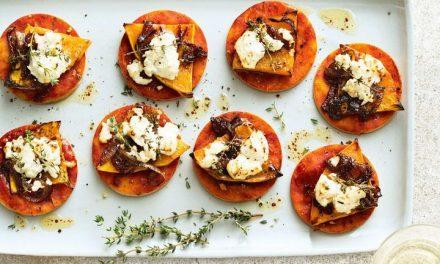 Gourmet vegetarian recipes