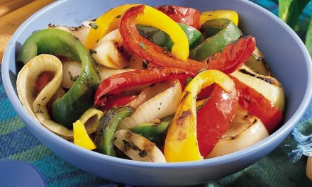 Tasty vegetarian recipes