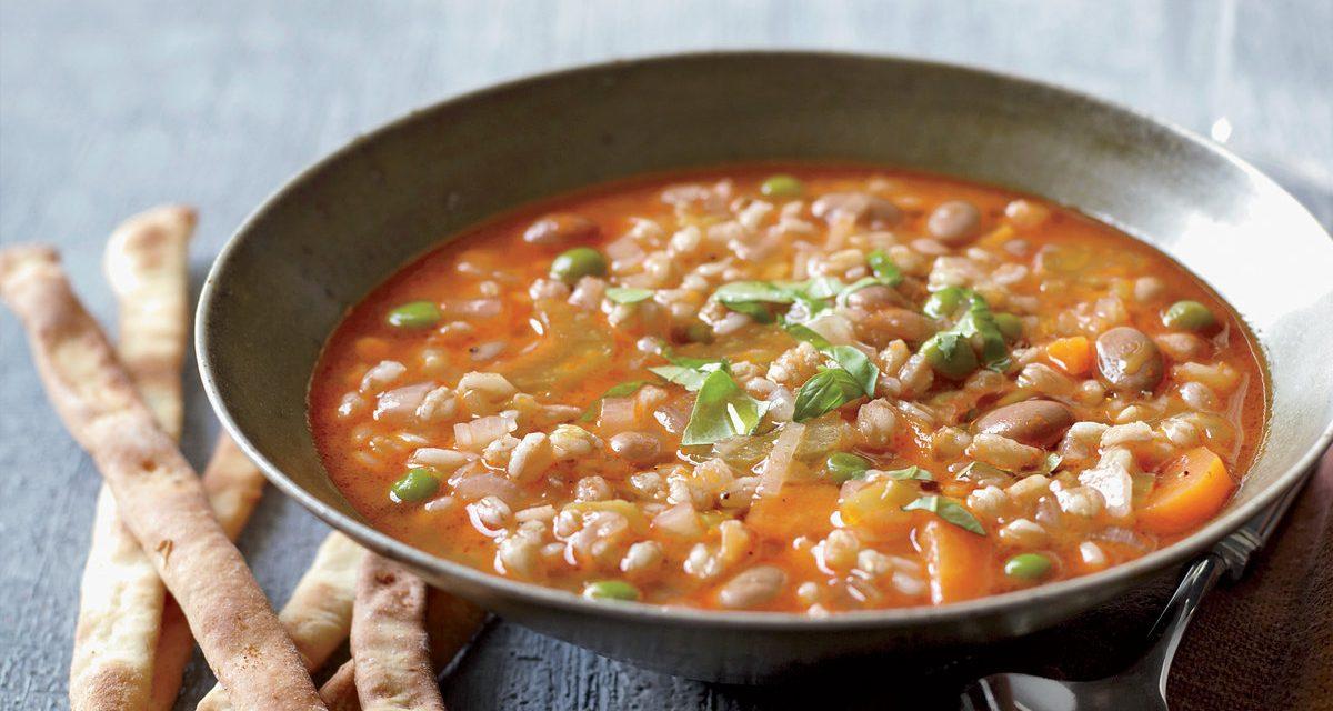 Simple vegetarian recipes