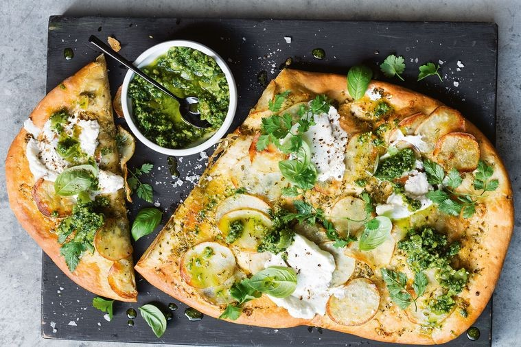 Quick and easy vegetarian meals