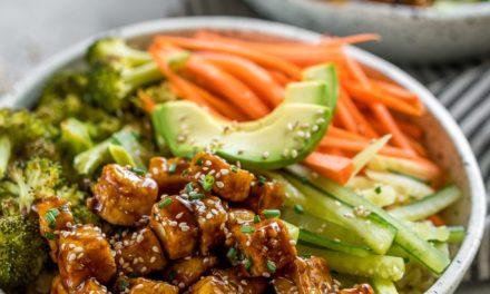 New vegetarian recipes