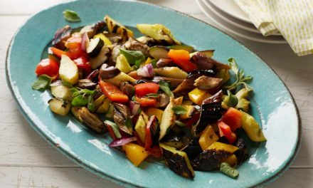 Quick vegetarian recipes