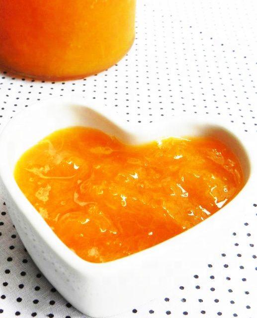 Apricot Jam Glaze