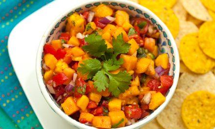 Papaya and Other Fruit Salsas