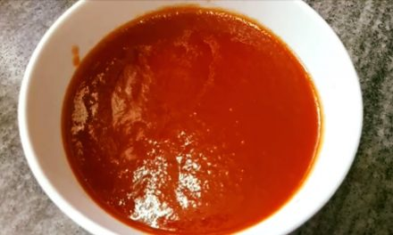 Spicy Indian Tomato Sauce
