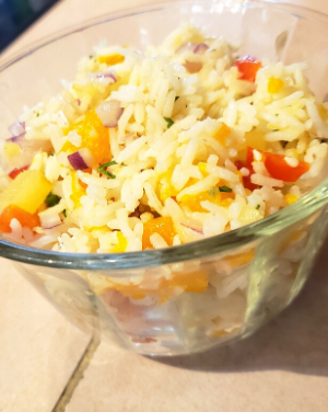 Fruited Rice Curry