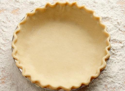 Pate Brise (Sweet Pie Crust)