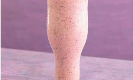 FRUIT FORWARD YOGURT SMOOTHIE
