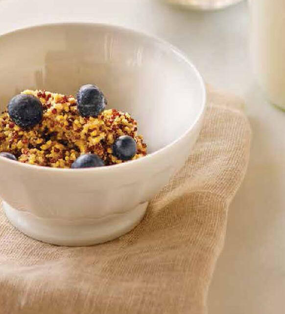 MIXED-GRAIN HOT CEREAL