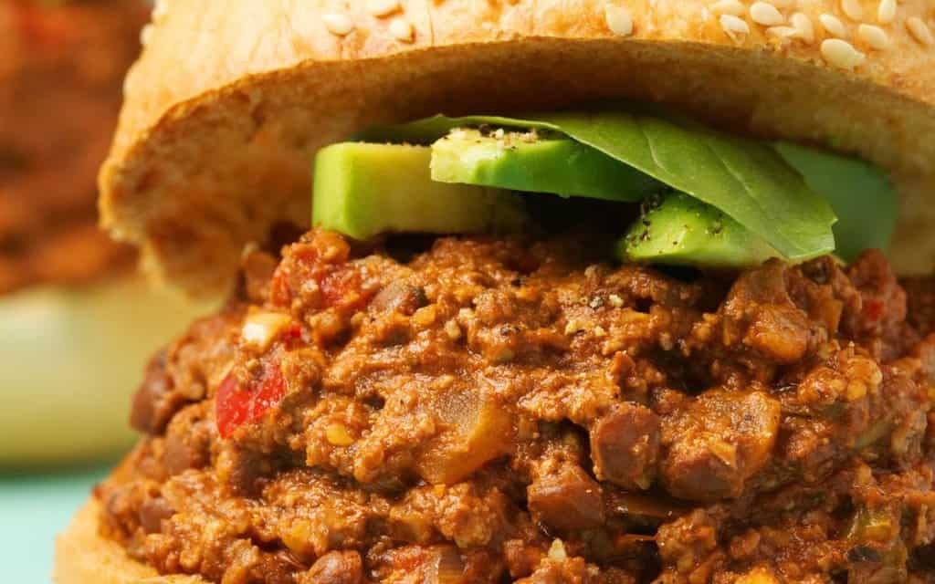 Oh-so-sloppy joes