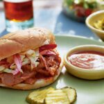 CAROLINA-STYLE BARBECUE SANDWICHES