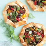 SUMMER'S BOUNTY VEGETABLE TARTLETS