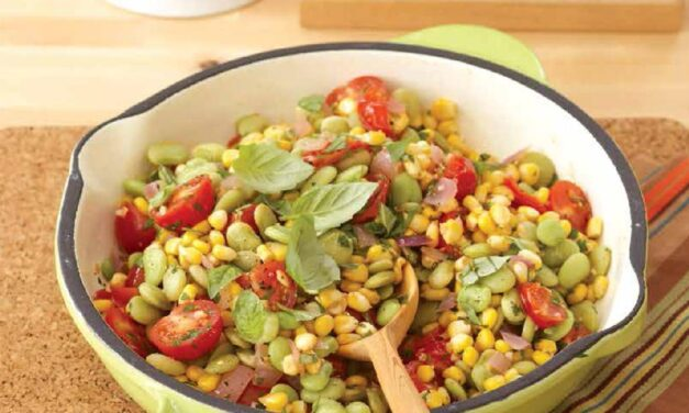 LATE SUMMER SUCCOTASH