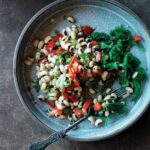 NEW YEAR'S BLACK-EYED PEAS & GREENS