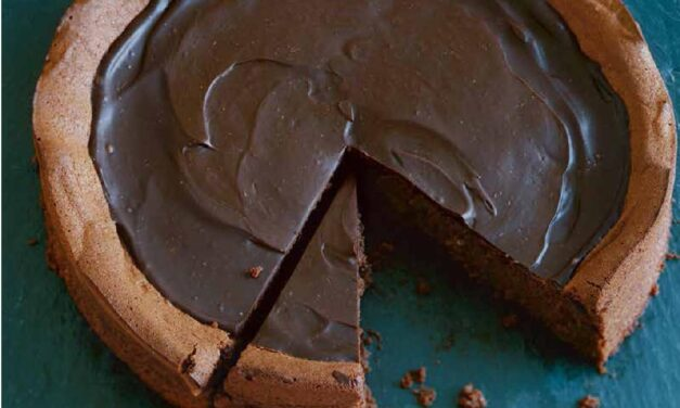 CHOCOLATE SWEET POTATO TORTE