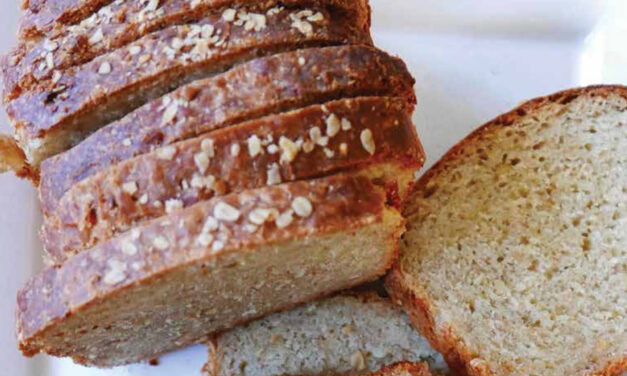 NO-KNEAD HONEY-OAT BREAD