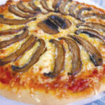 PORTOBELLO MUSHROOM PIZZA SPELT CRUST