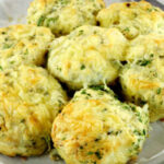 Cheddar and sage scones