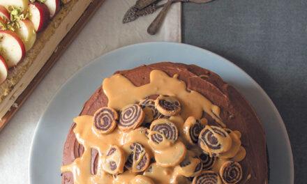 Shortbread cake