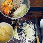 Fruity carrot coleslaw