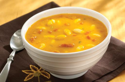 Butternut and Bean Soup