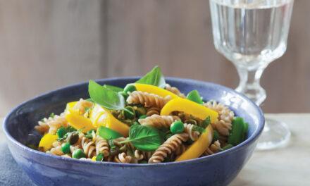 Spring Fling Pasta Salad