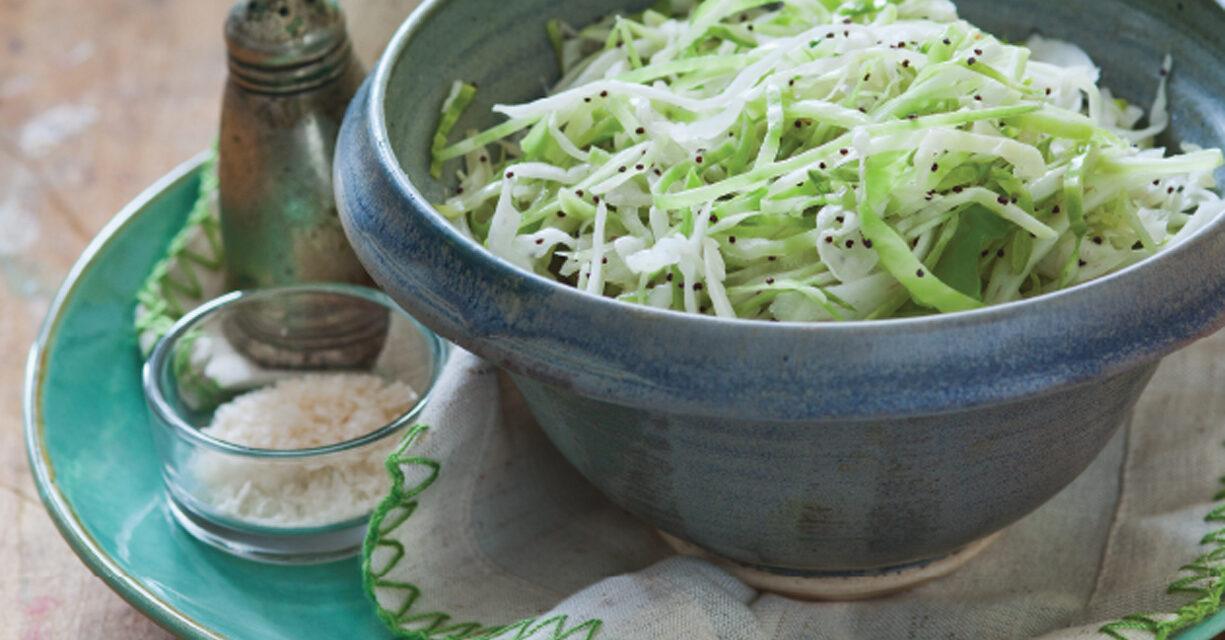 Croatian Cabbage Slaw