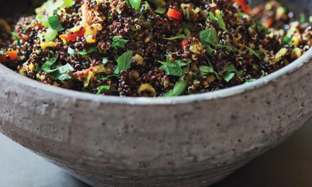 Forbidden Black Quinoa