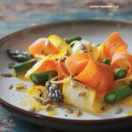 Summer Vegetable Crudi
